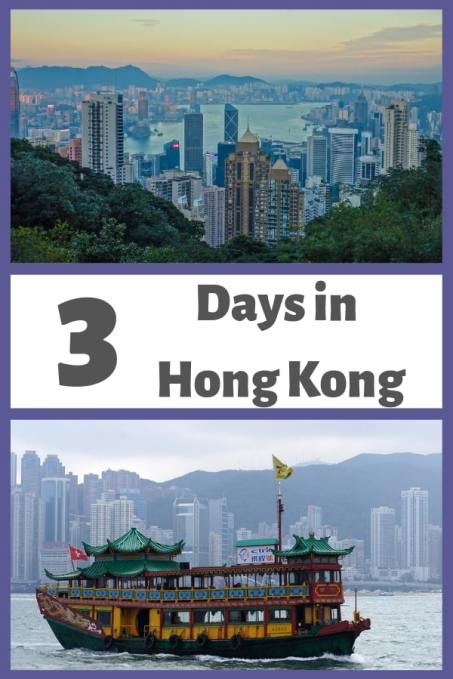 Make the most out of 3 Days in Hong Kong with this Hong Kong itinerary perfect for first time visitors. #HongKong