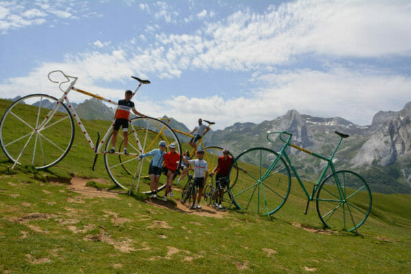Trans Pyrenees Cycling Tour