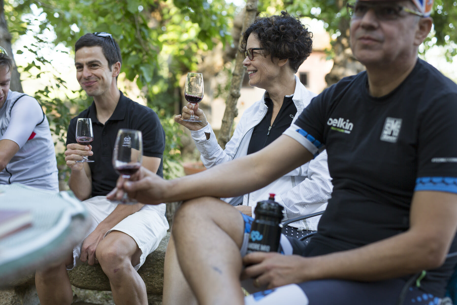 Gourmet Tour Girona Cycling Wine Tasting