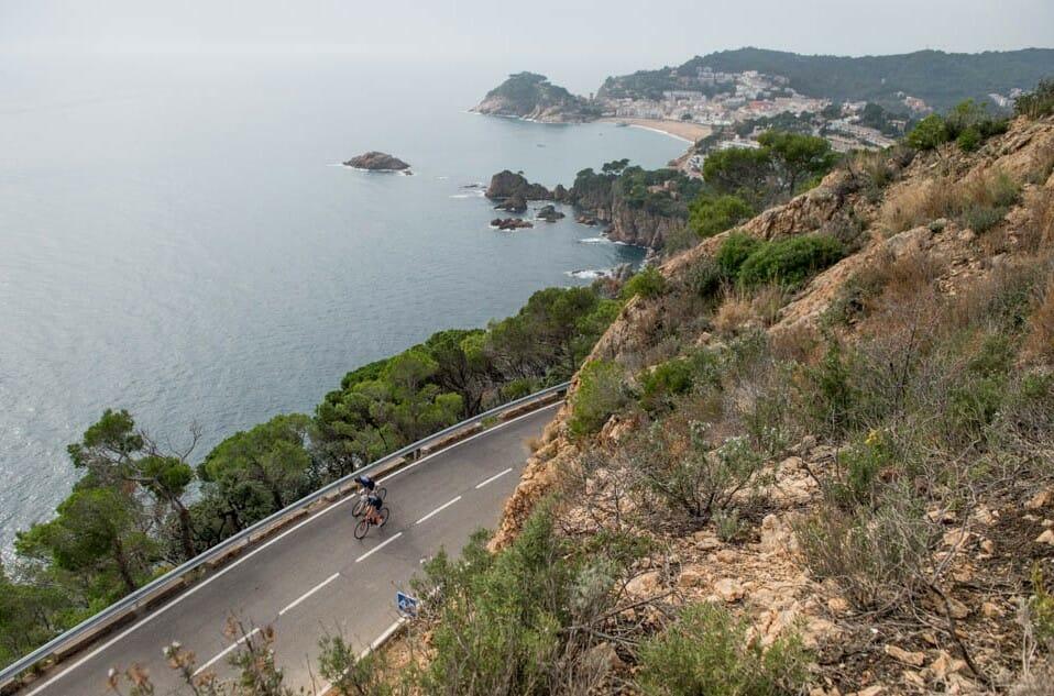 Girona Winter Cycling