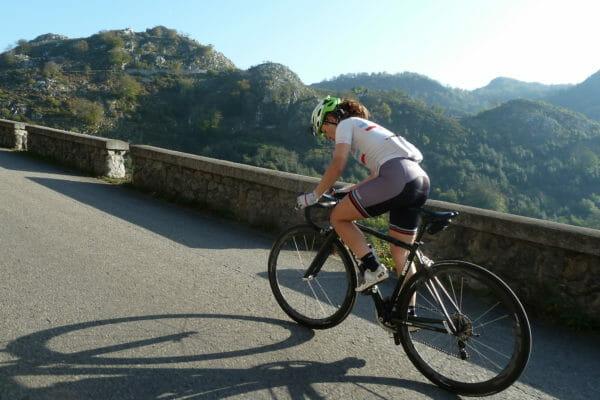 Lagos de Covadonga Picos de Europa Cycling