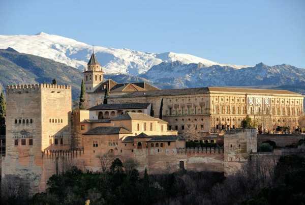 Granada Sierra Nevada Alhambra Cycling