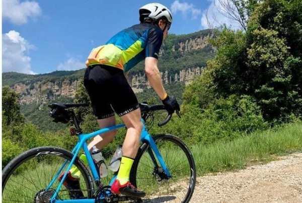 Gravel Cycling Girona Ridley Ignite Bike