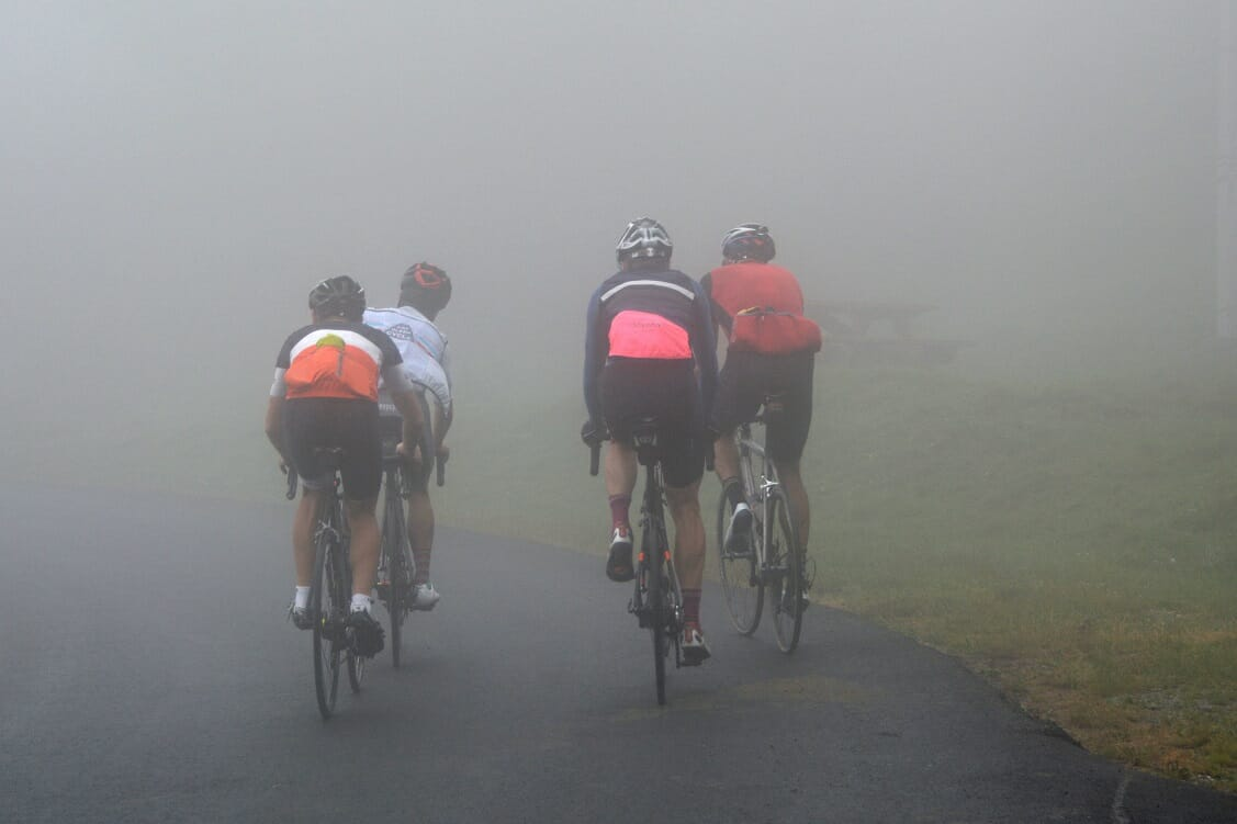 High Mountain Cycling Tour