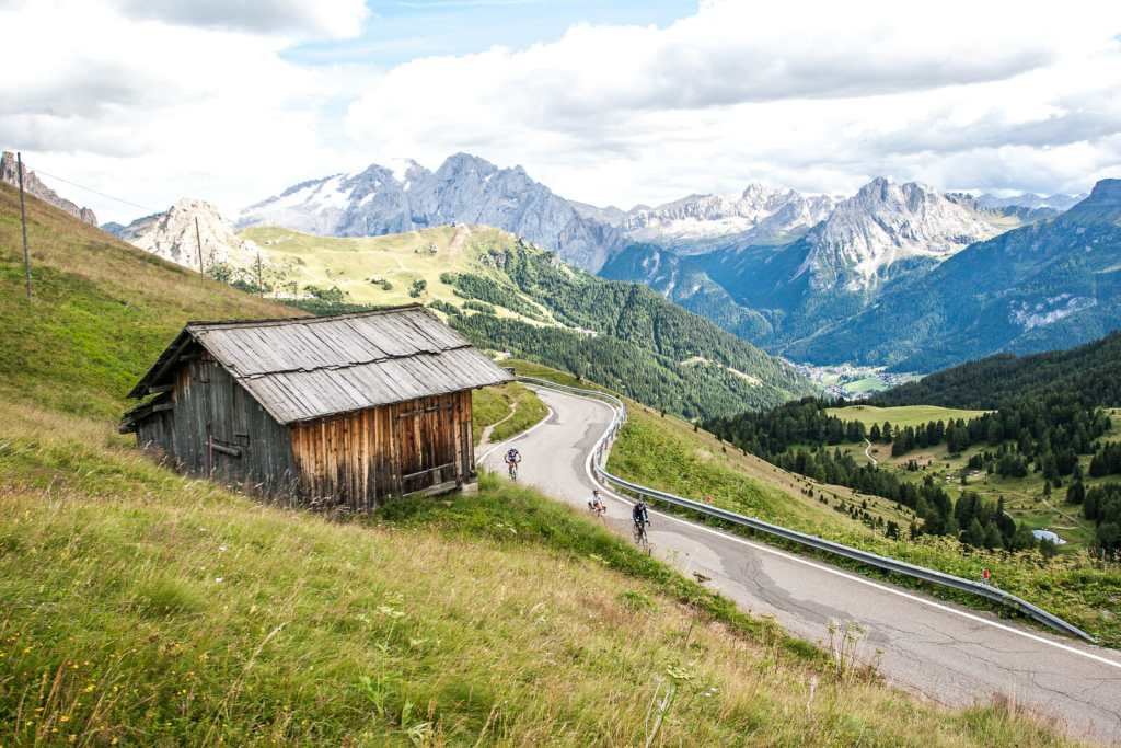 Italy Dolomites Cycling