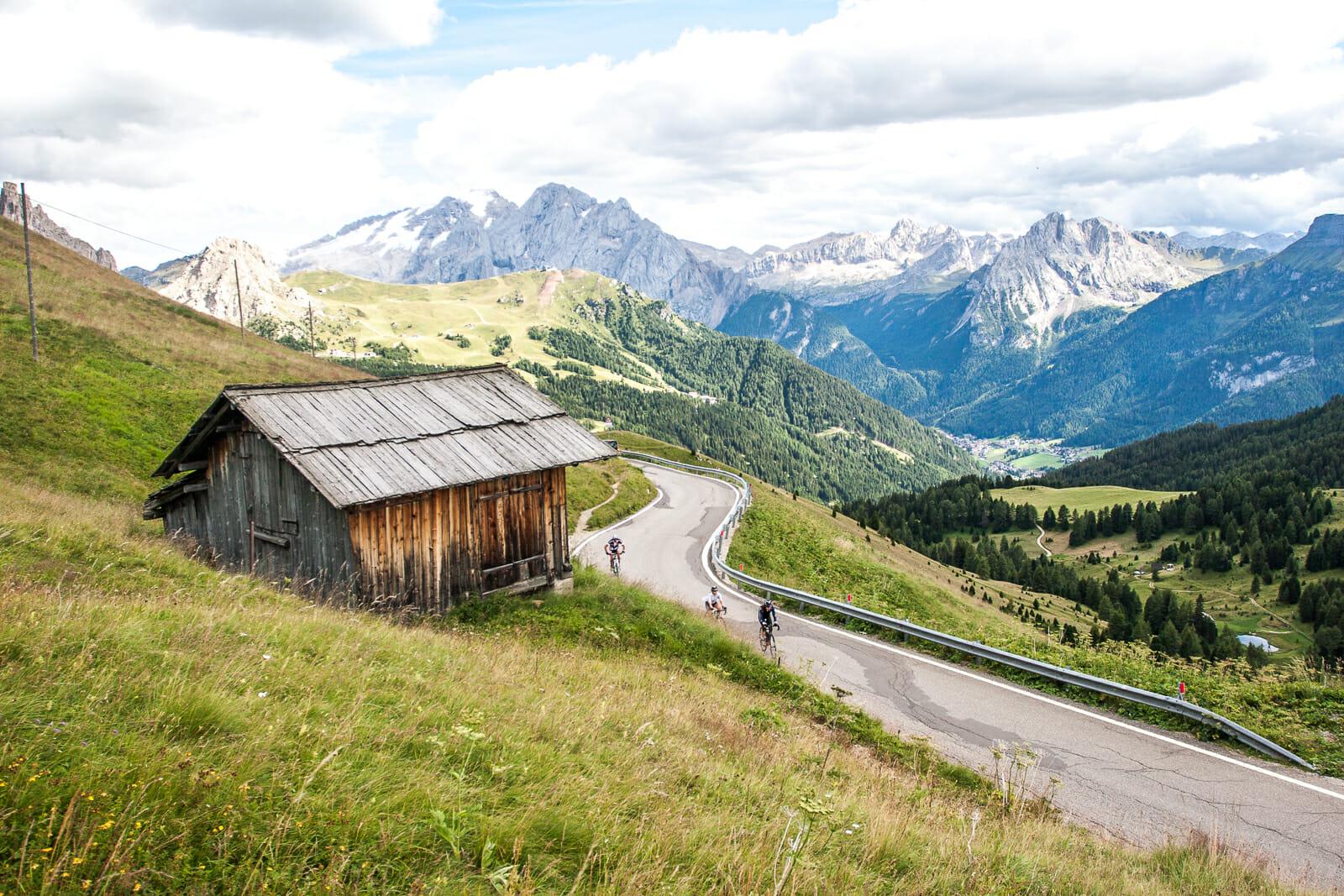 Italy Dolomites Cycling
