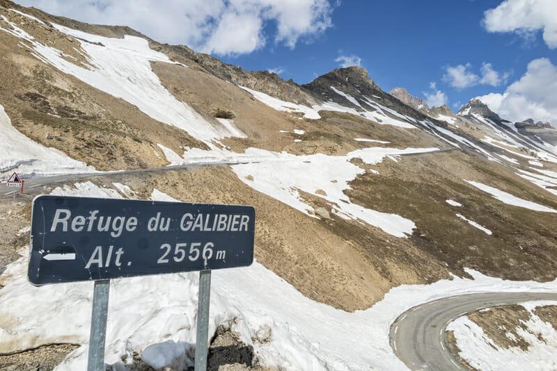Alps Cycling Tour Galibier