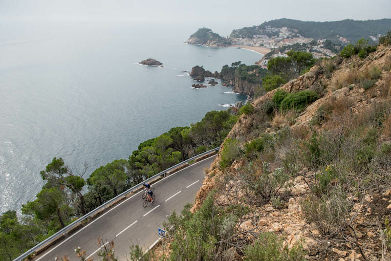 Cycling-Holiday-Tour-of-the-Costa-Brava-Eat-Sleep-Cycle