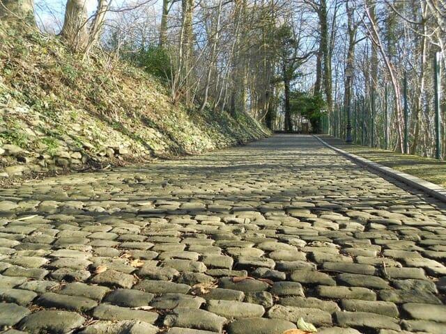 Cycling Tour of Flandersr Geraardsbergen