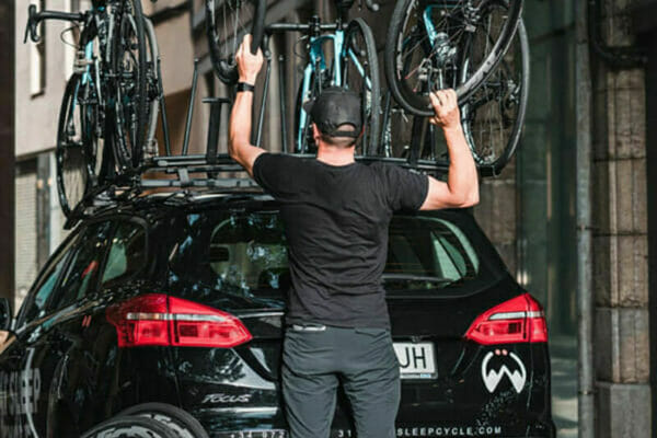 Ride support- Strde Bianchi- Cycling tours