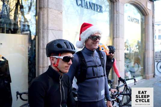 Christmas Cycle 2018 - Eat Sleep Cycle Girona - 10