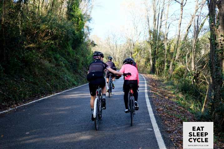 Christmas Cycle 2018 - Eat Sleep Cycle Girona - 9