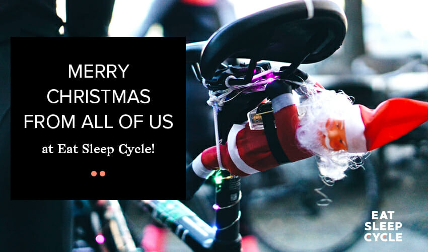 Merry Christmas from Eat Sleep Cycle 2018