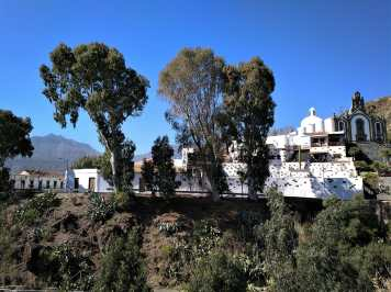 Gran Canaria Climb to Santa Lucia