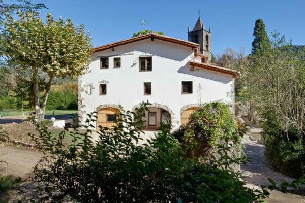 La Rectoria Sant Miguel de Pineda Pirinexus Accommodation