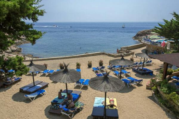 Hotel-Eden-Roc-Family-Cycle-Tour-Costa-Brava-Beach-2