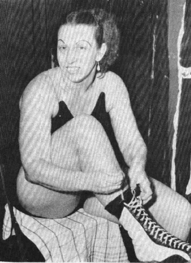 Elvira Snodgrass