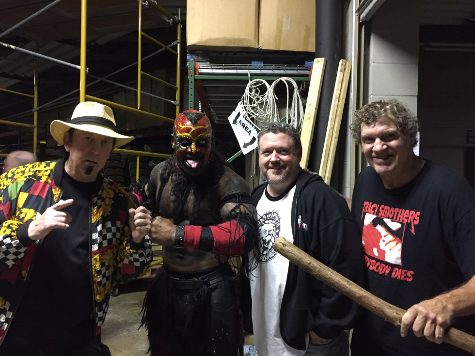 Hurricane JJ Maguire, The Boogeyman, John Cosper, Tracy Smothers