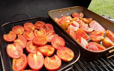 Smokey Tomato Sauce