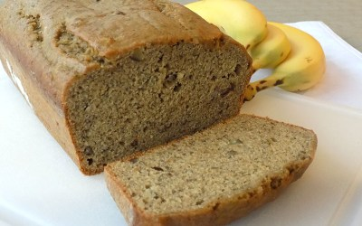 Tomorrow's Nutty Banana Bread
