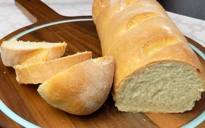 Basic Bread from Starter (Yum!)
