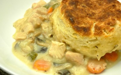 Madeline's Quarantine Pot Pie