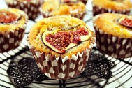 Fig and Orange Muffins