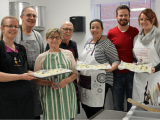 Bread making with Epsom Bakehouse