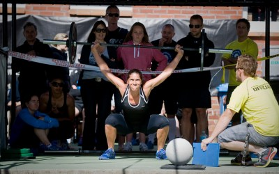 2015 Reebok CrossFit Games Schedule