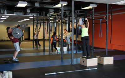 Top 10 CrossFit Workouts