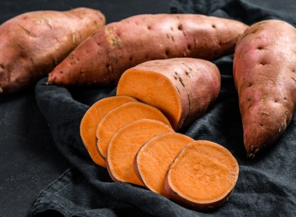 Secret Side Effects of Eating Sweet Potatoes, Says Science | Eat This Not  That