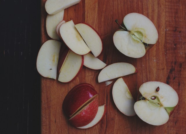 Apples for cake
