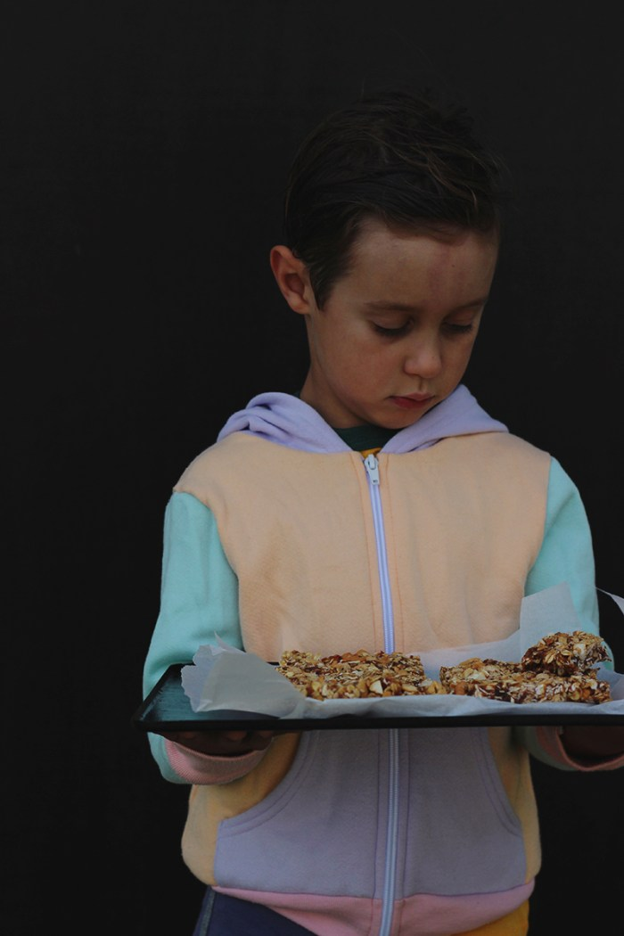 clancy's healthy muesli bars