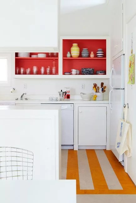 How To Paint The Inside Of Kitchen Cabinets