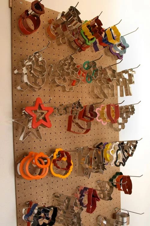 10 Solutions To Organize Amp Store Cookie Cutters Eatwell101