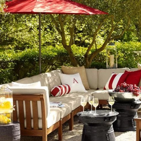 16 Patio Decorating Ideas to Enjoy Your Outdoor     Eatwell101 Patio Decorating Ideas