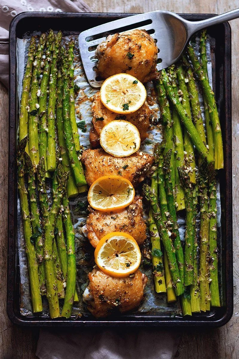 Easy Healthy Dinner Ideas: 49 Low Effort and Healthy ...