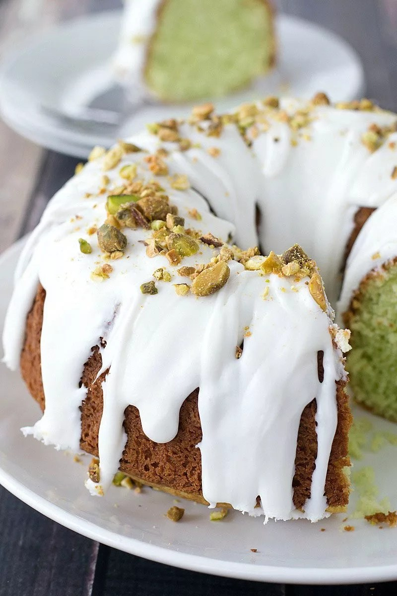 Pistachio Cake Recipes 11 Generous Treats For Coffee Time