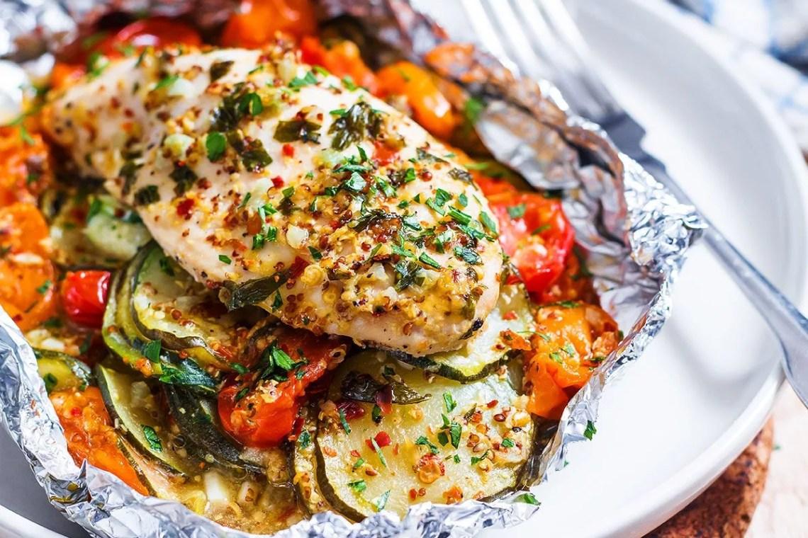 Healthy Chicken Breast Recipes: 21 Healthy Chicken Breast ...