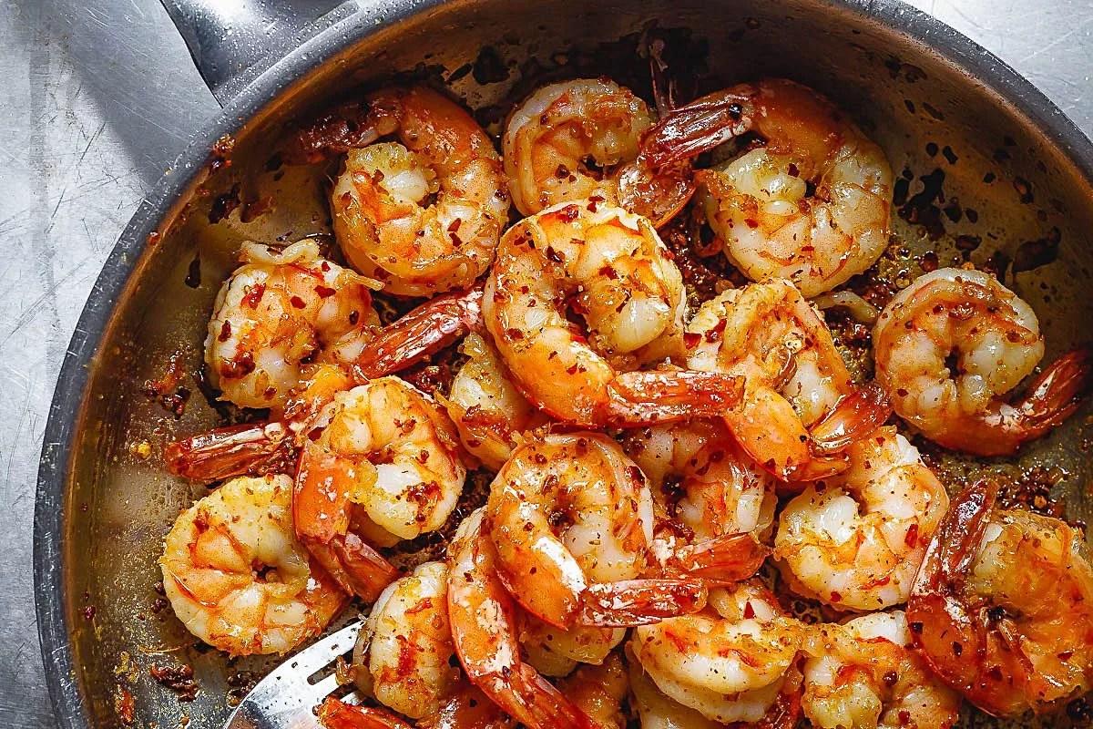 Cajun Shrimp Skillet Recipe Eatwell101