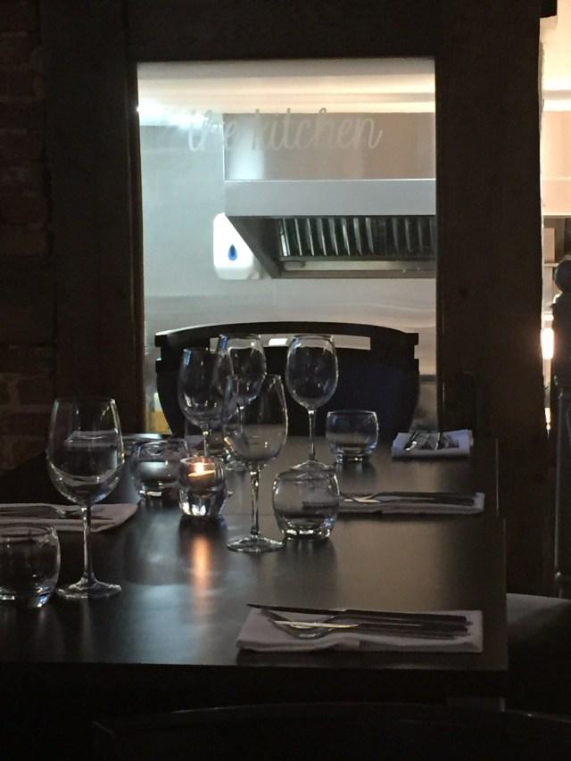 Inside the Wine House, Lichfield