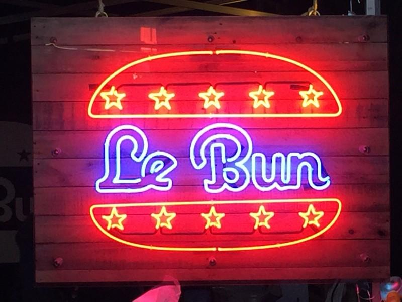 Londoner's Le Bun at Burgergeddon