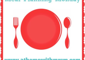 Meal Planning Monday badge