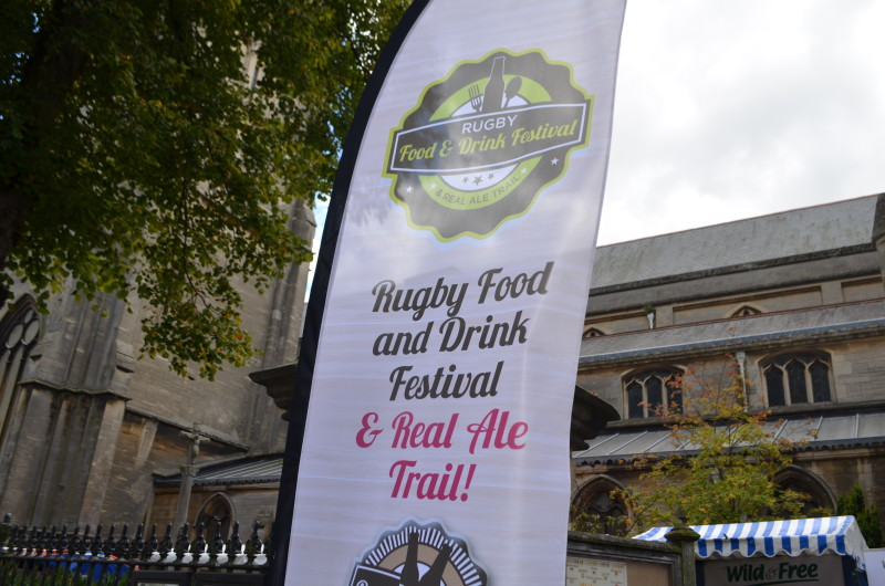 Rugby food and drink festival