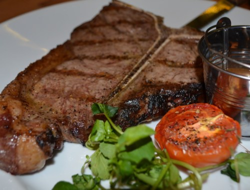 Steak at Meating, Birmingham
