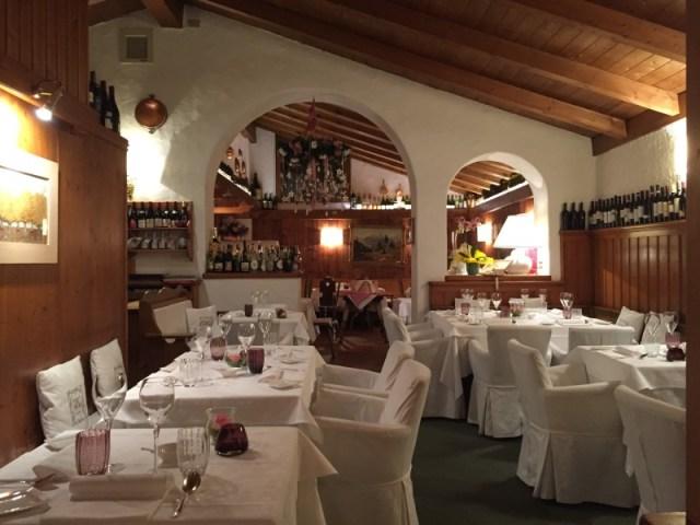 Inside Tivoli, Cortina d'Ampezzo