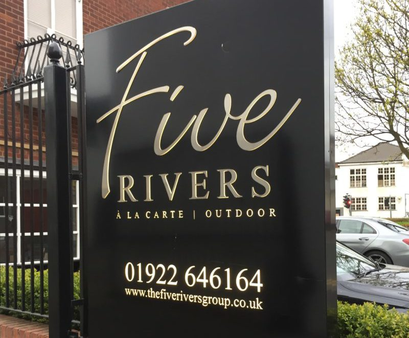Five Rivers, Walsall