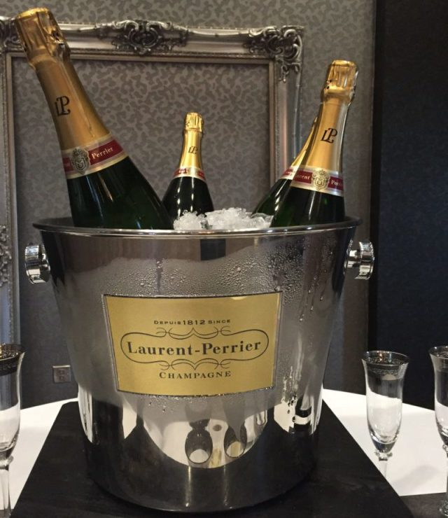 Laurent Perrier at Five Rivers, Walsall