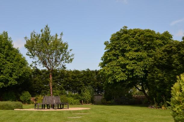 Gardens at the Ragged Cot, Minchinhampton