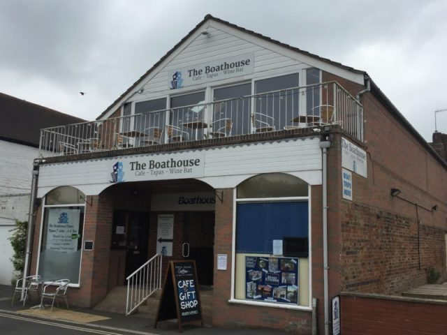 The Boathouse, Upton-upon-Severn